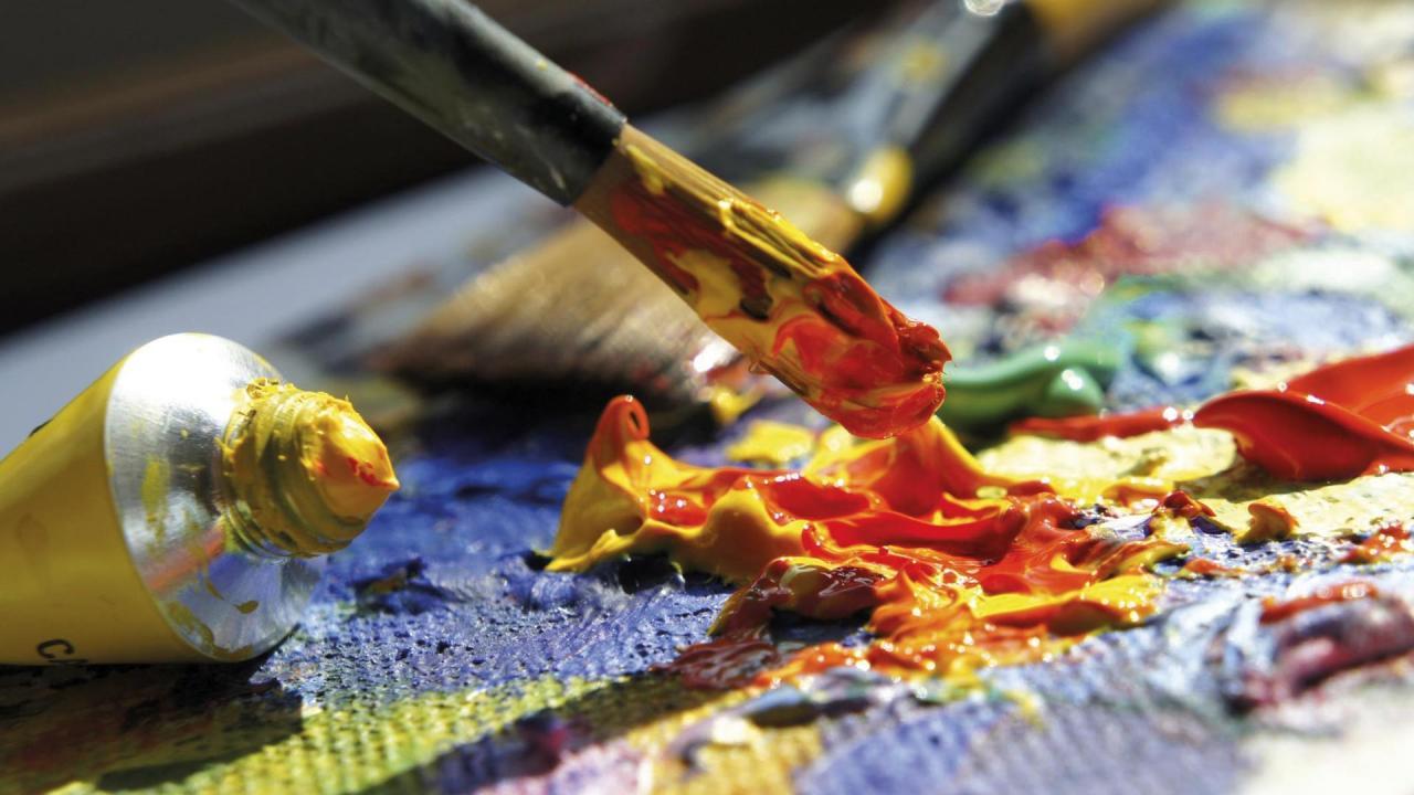 Soggiorno artistico
